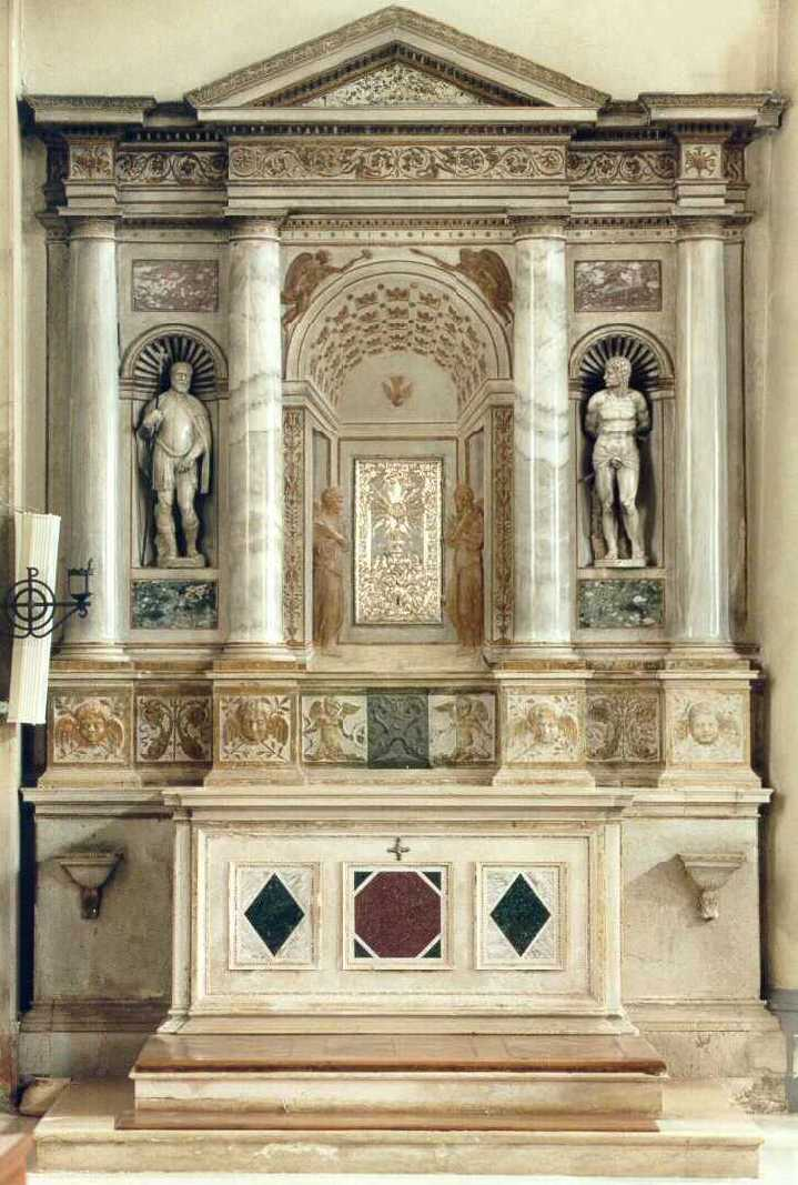 Foto chiesa for Scuola sansovino venezia